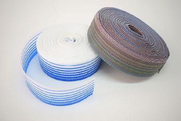 Cinchas de Reposera rayada Articulos para tapiceria