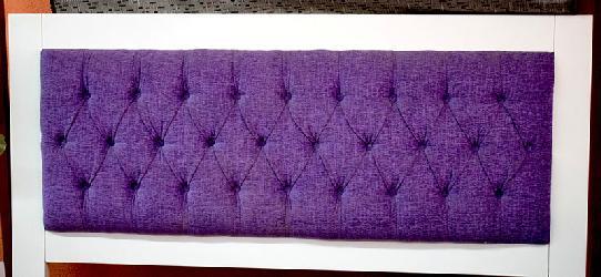 Respaldo Violeta Articulos para tapiceria
