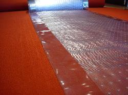 Camino cubre  Alfombra transparente Articulos para tapiceria