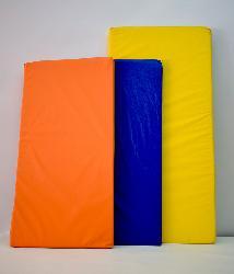 Colchonetas en varios colores Mayorista de colchones y almohadas