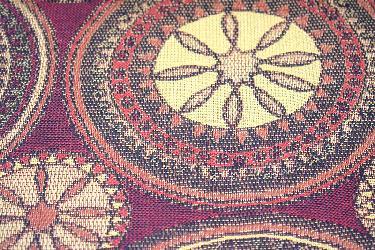 Yoko Mandala 1 Telas para tapiceria