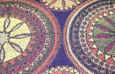 Yoko Mandala 3 Telas para tapiceria